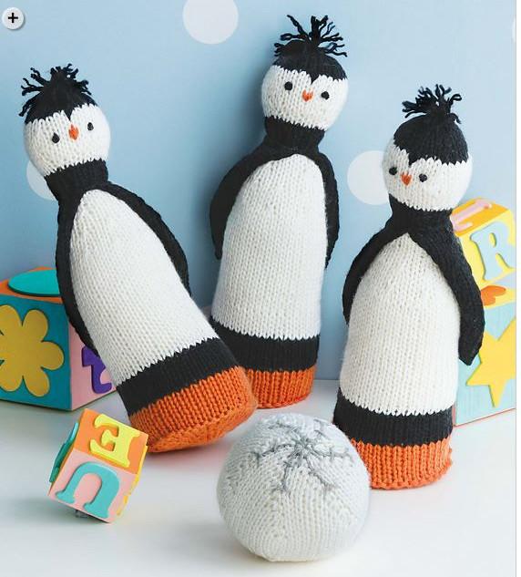 Penguins Bowling