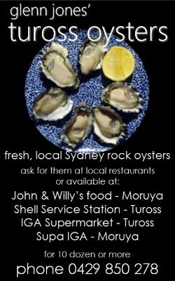 Glenn Jones Oysters