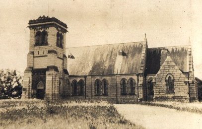 Bodalla Church 1924