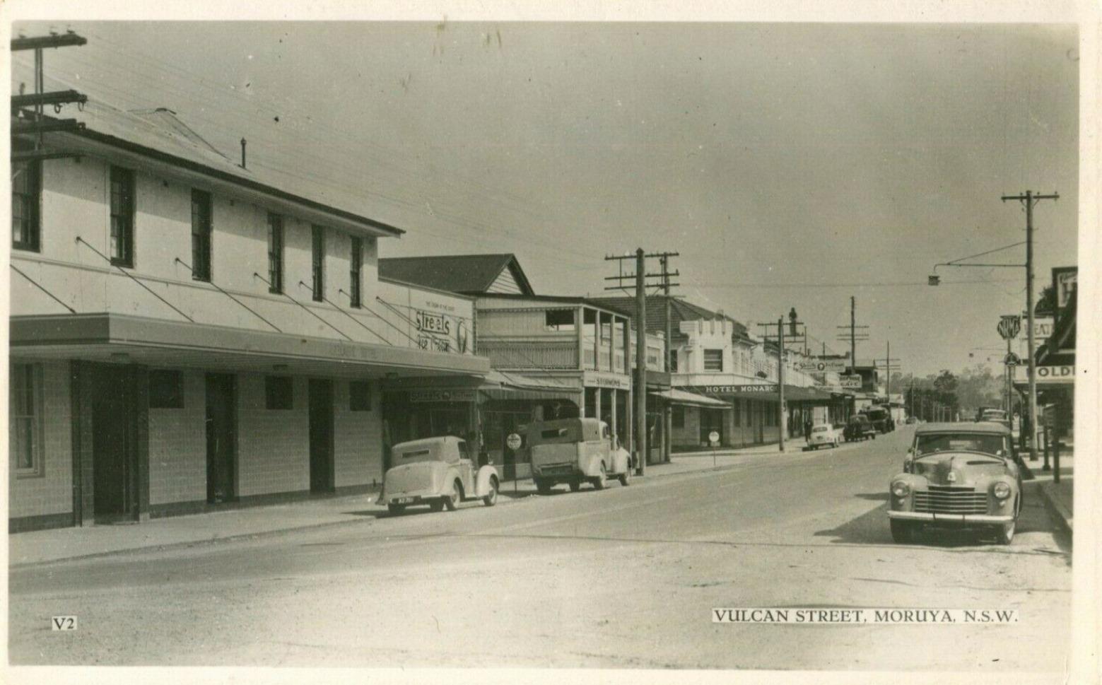 Vulcan Street