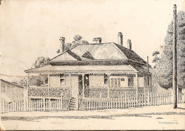 Bodalla Post Office 1899