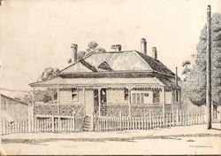 Bodalla Post Office 1899