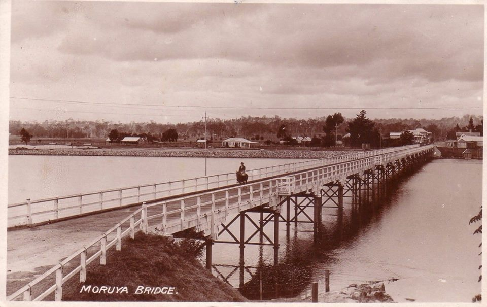 Old Moruya Bridge