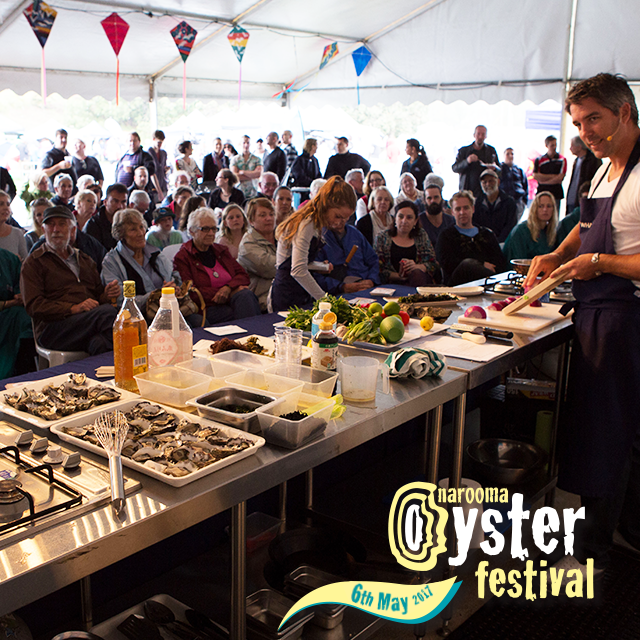 Narooma Oyster Festival 2017