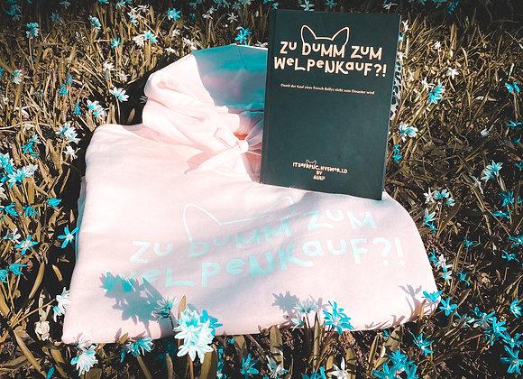 Buch+Kapuzensweatshirt LADYS