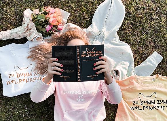 Buch+  Kapuzensweatshirt UNISEX
