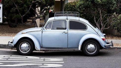 Bug classique VW