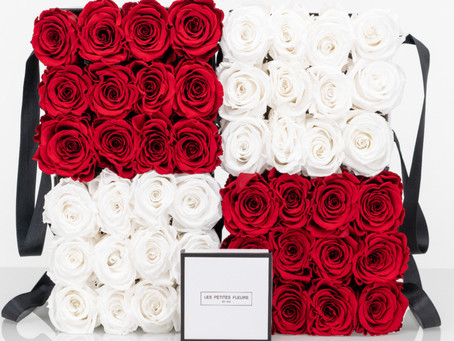 Wie lange halten Rosen?
