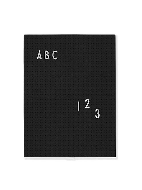 Letter Board A4 Format