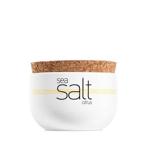 Salzkristalle aus der Ägäis - Zitrus