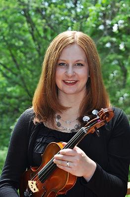 Amy Griswold, Suzuki violin