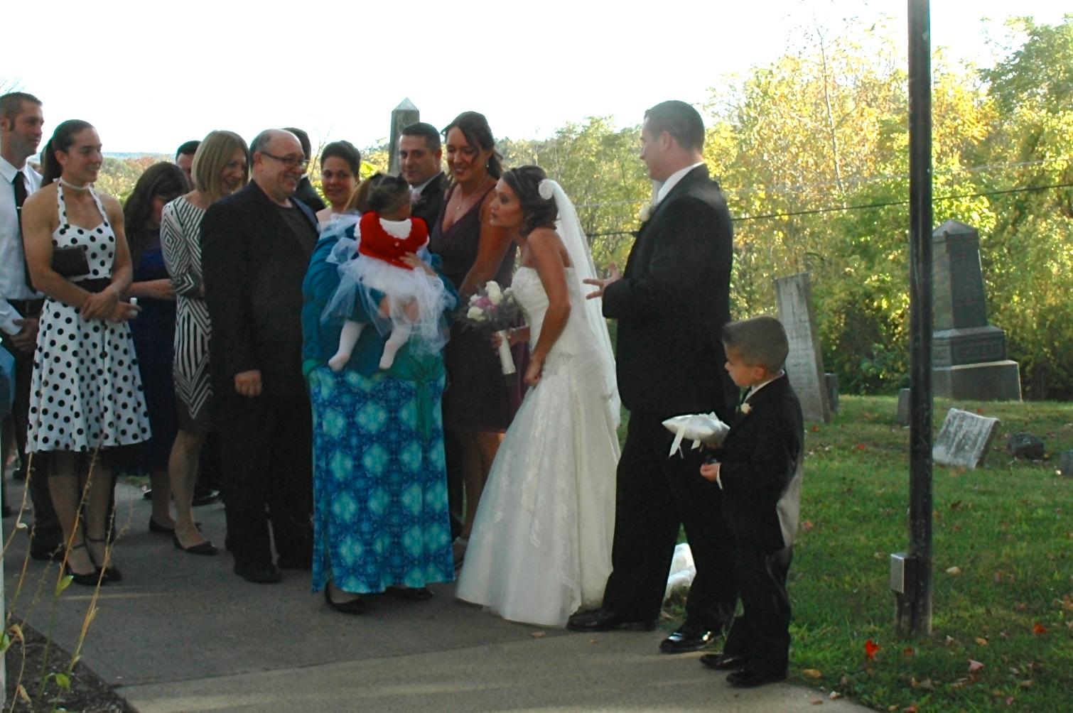 The Pruden Wedding