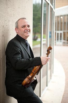Andrew Smith, Suzuki violin