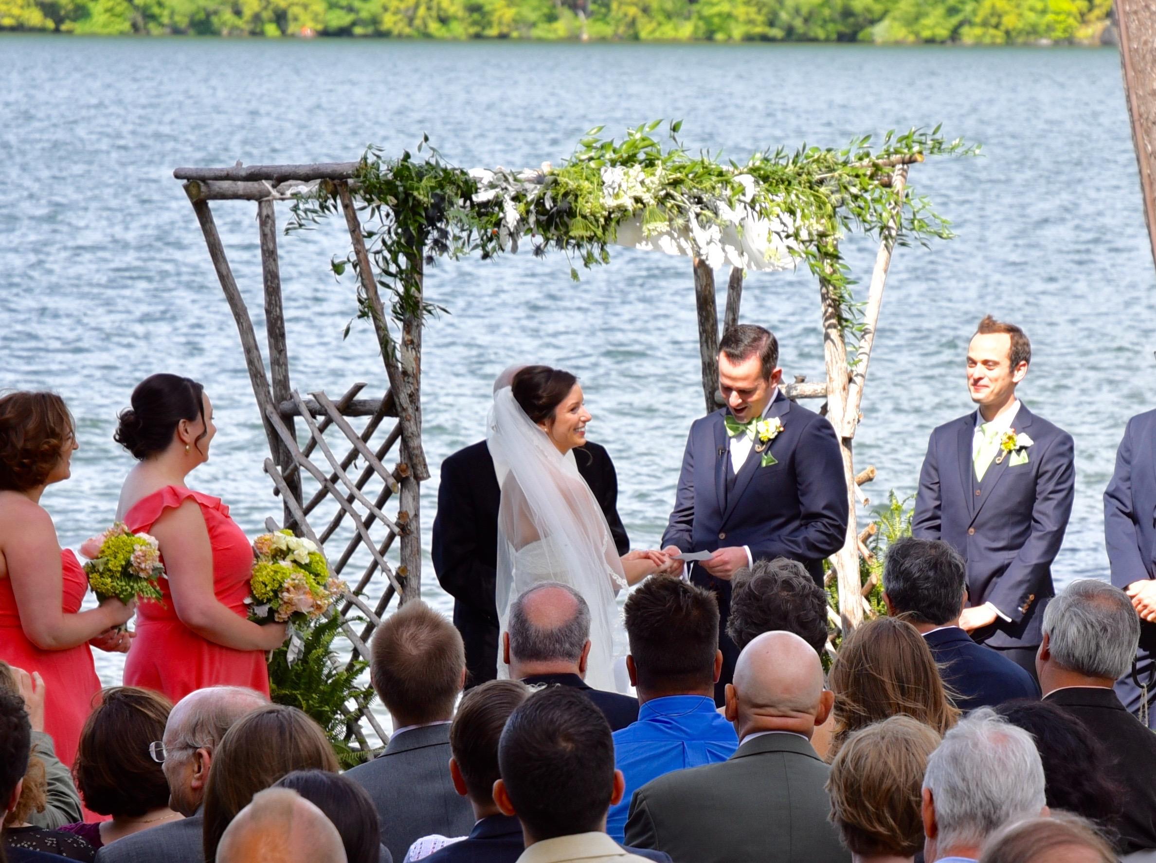 The Hewitt Wedding
