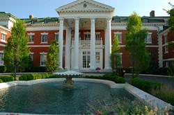 The Gentile Wedding, Bourne Mansion