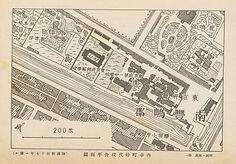 東京府師範学校 内幸町時代の校舎平面図.jpg