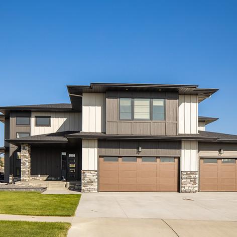 Grey Hawk Modern Prairie