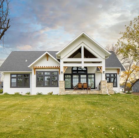 Rivers Edge Farm House