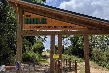The Hulk Bke & Run Park Myrtle Beach