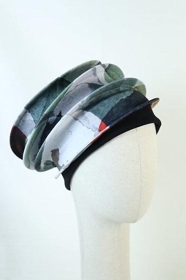Chapeau Loubna noir