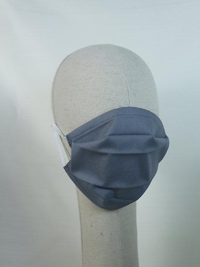 Masque 73 gris uni