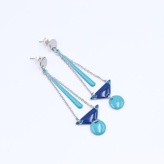 Boucles Pendule 2