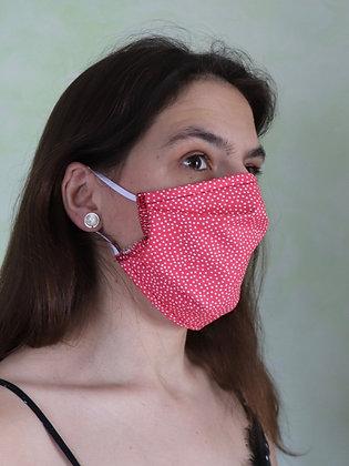 Masque 42 pois Corail