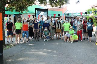 l'équipe du green festival