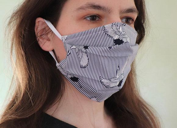Masque Motif 31 grue