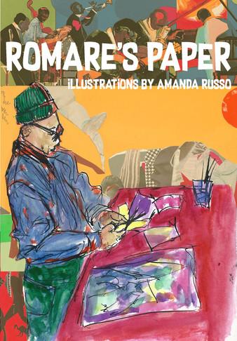 Romare Childrens book cover