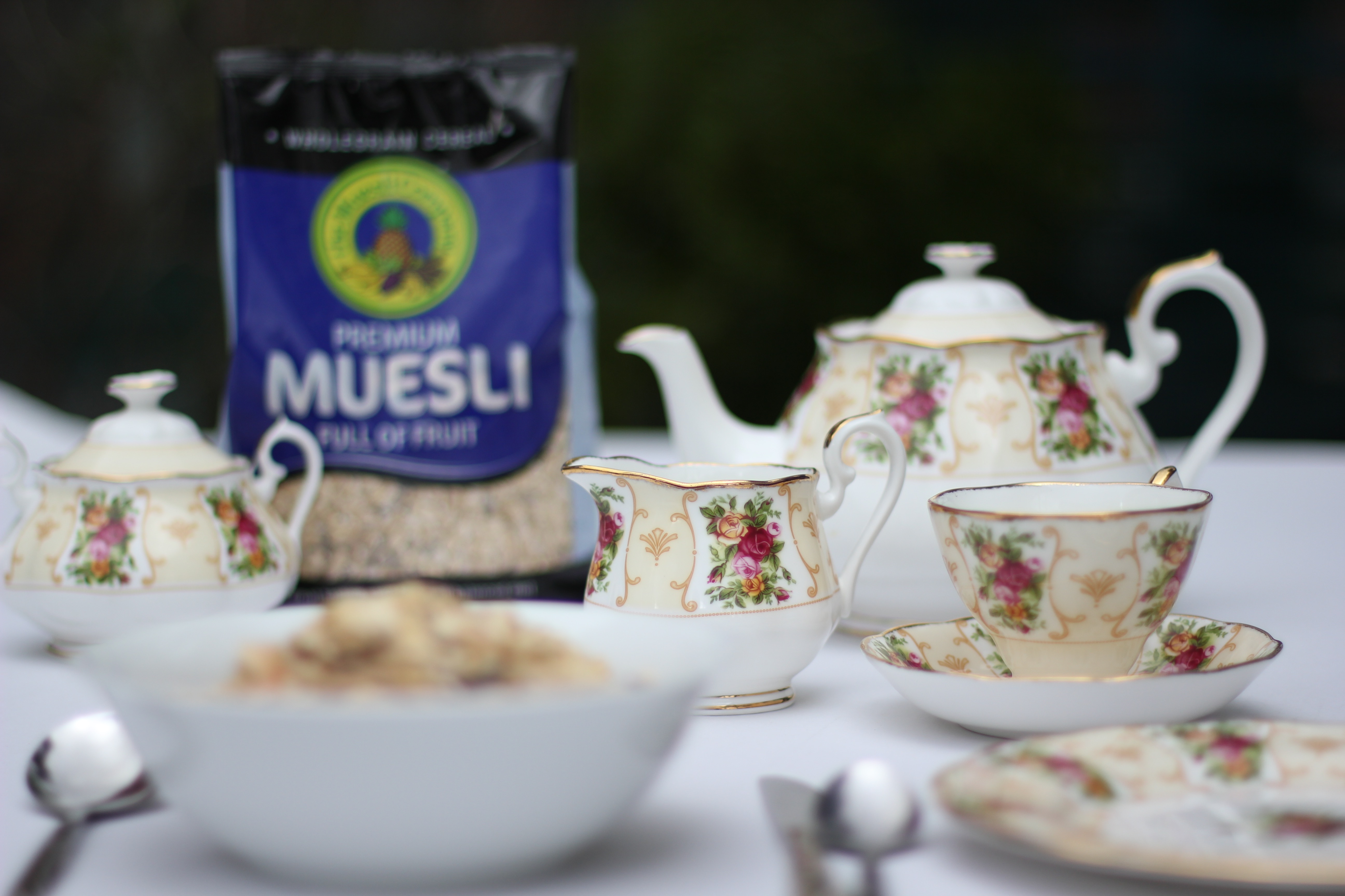 The Muesli Company