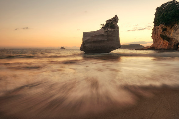 Chris Lai | Cathedral Cove