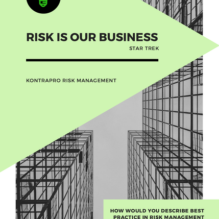 Risk is our business front page.png
