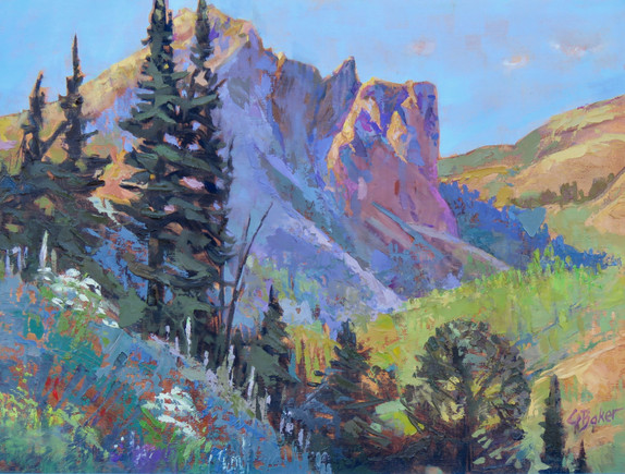 """Colors of Escape"" - Bear Basin"