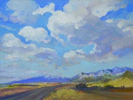 """""""Montana Skies"""""""
