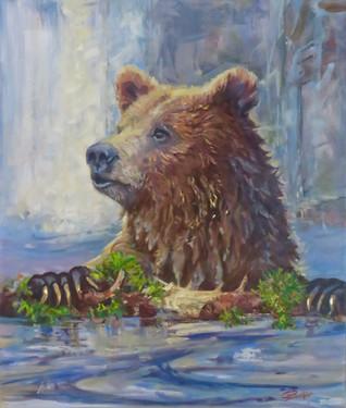 """""""Bella the Kodiak"""""""