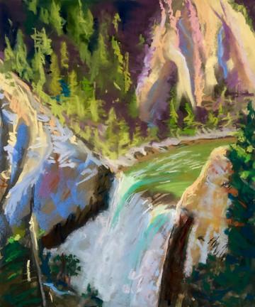 """""""Yellowstone Falls"""""""