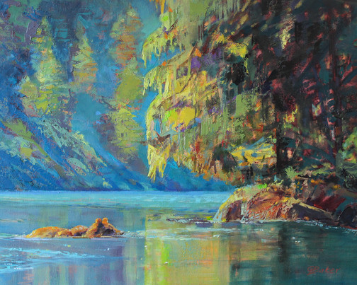 """""""Riches of the Inlet"""""""