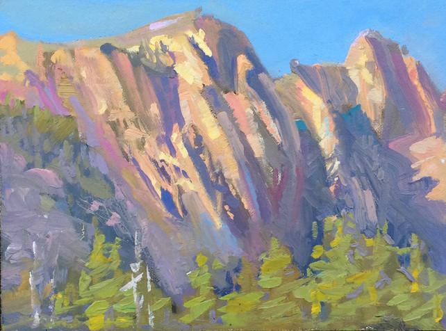 """""""Fairy Lake Mountains"""