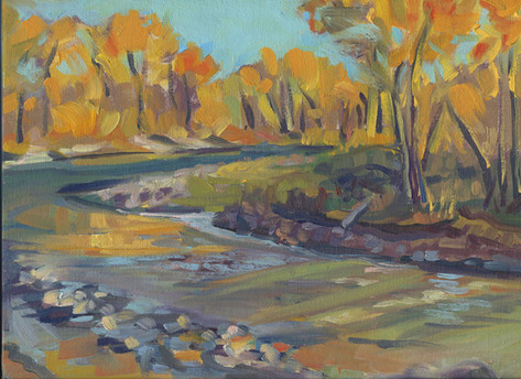 """""""Gallatin River"""""""