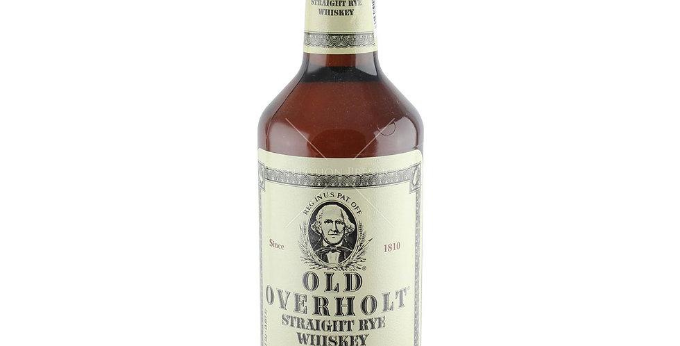 Oldoverholt Rye Whiskey