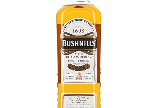 Bushmills Irish Whiskey - 1.75L