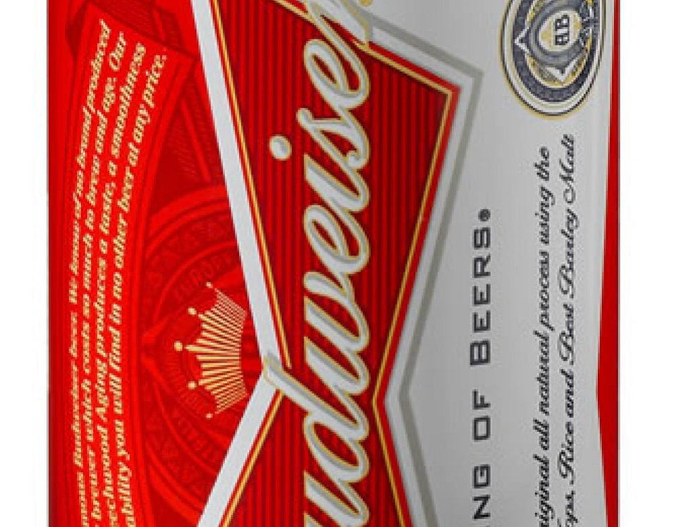 Budweiser - 12 Pack