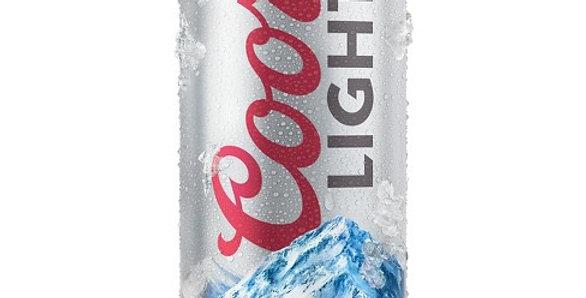 Coors Light - 24 Pack