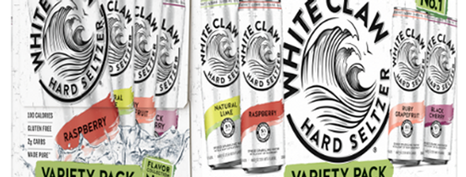 White Claw Variety Pack No. 1