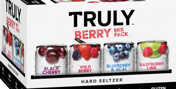 Truly Berry Mix Pack