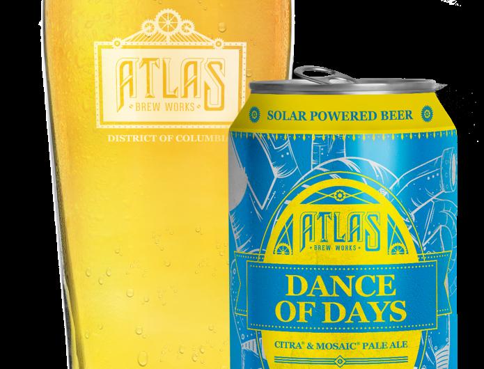 Atlas Dance of Days