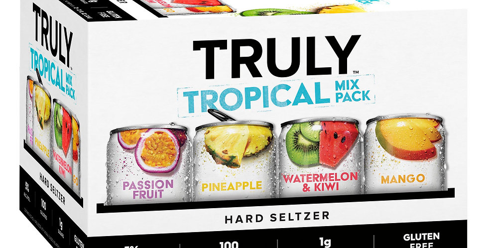 Truly Tropical Mix Pack