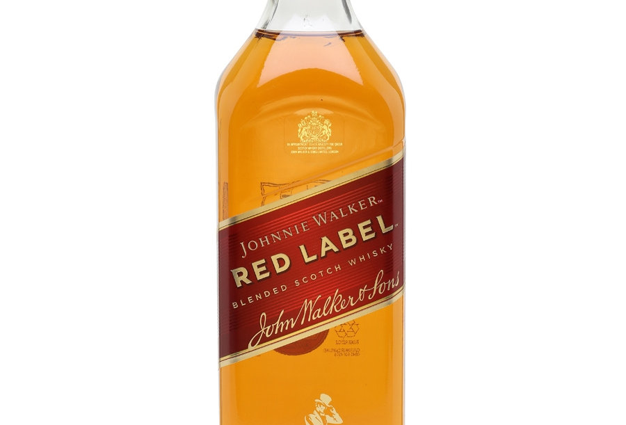 Johnnie Walker Red Label - 750mL