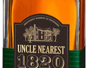 Uncle Nearest 1856 60 Proof